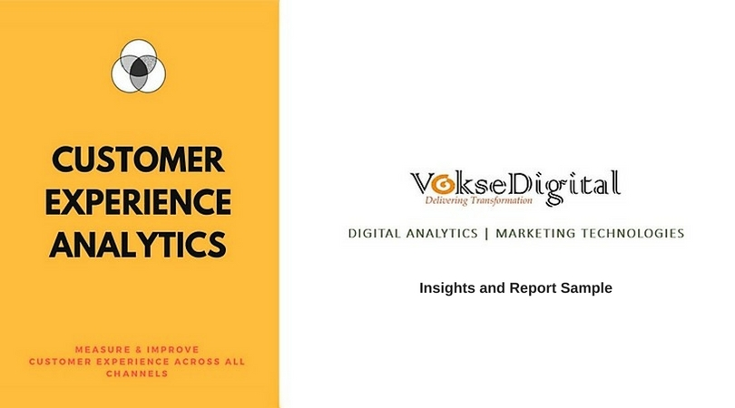 Customer Experience Analytics Sample