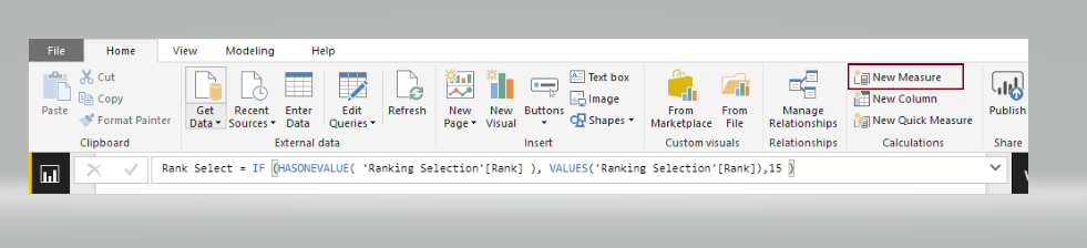 How to find Top Values in Power BI using DAX - VokseDigital