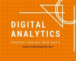 Digital Analytics – Understanding behaviour from Web data