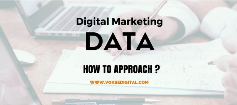 Digital Marketing Data – how to approach?